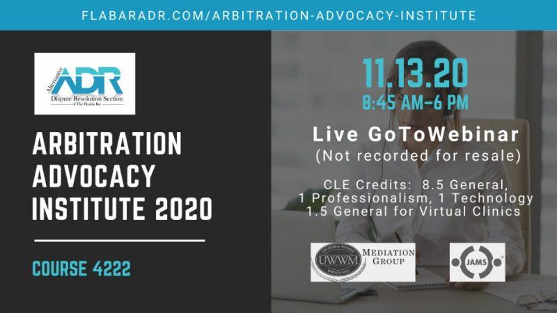 Arbitration Advocacy Institute
